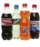 Coca Cola, Sprite, Fanta